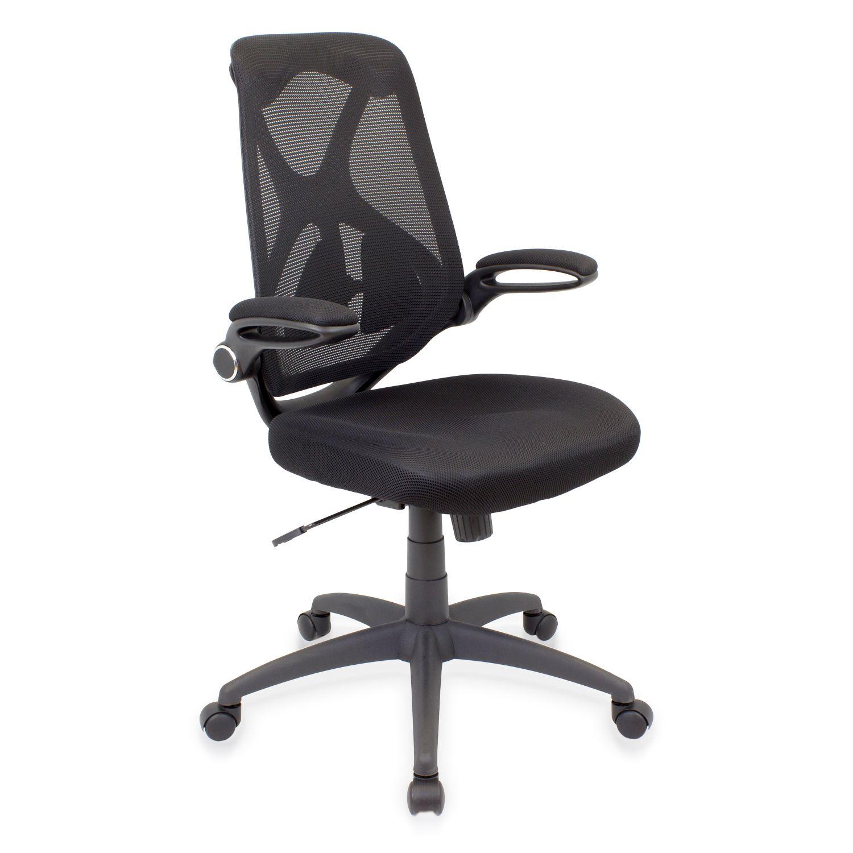 sillas de oficina con brazos comodas