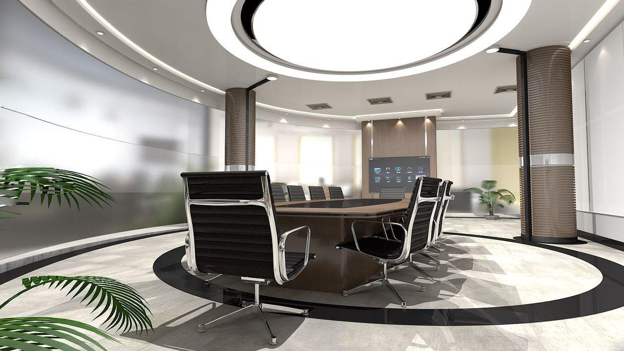 organización en oficinas